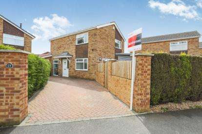4 Bedrooms Detached House for sale in Dales Avenue, Sutton-In-Ashfield