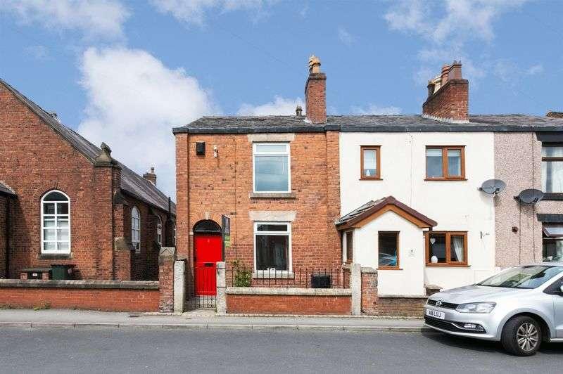 2 Bedrooms Terraced House for sale in Bradley Lane, Eccleston, PR7 5TQ