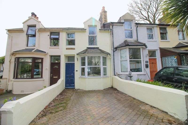 2 Bedrooms Terraced House for sale in Victoria Place, Isle Of Man