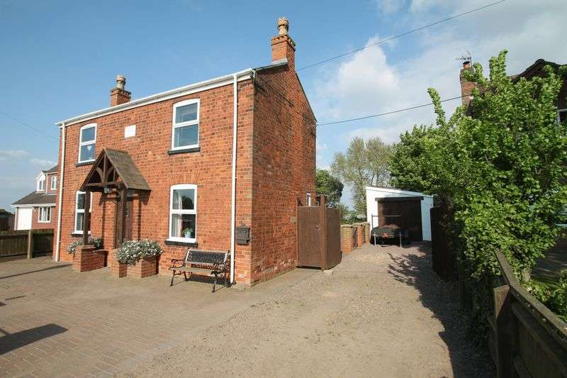 4 Bedrooms Semi Detached House for sale in Chesboule Lane, Gosberton Risegate
