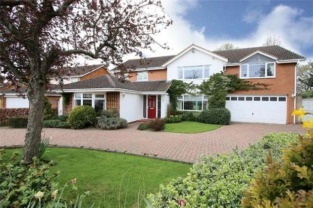 5 Bedrooms Detached House for sale in Newfield Road, Hagley, STOURBRIDGE