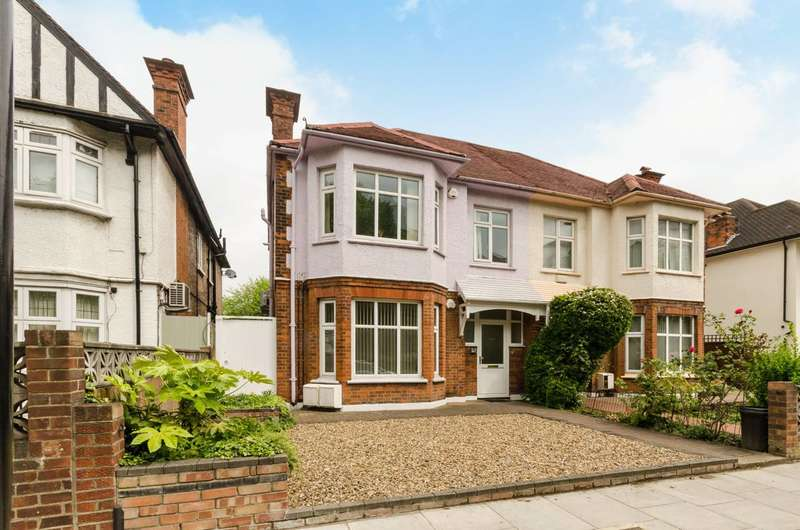 5 Bedrooms House for sale in St Quintin Avenue, North Kensington, W10