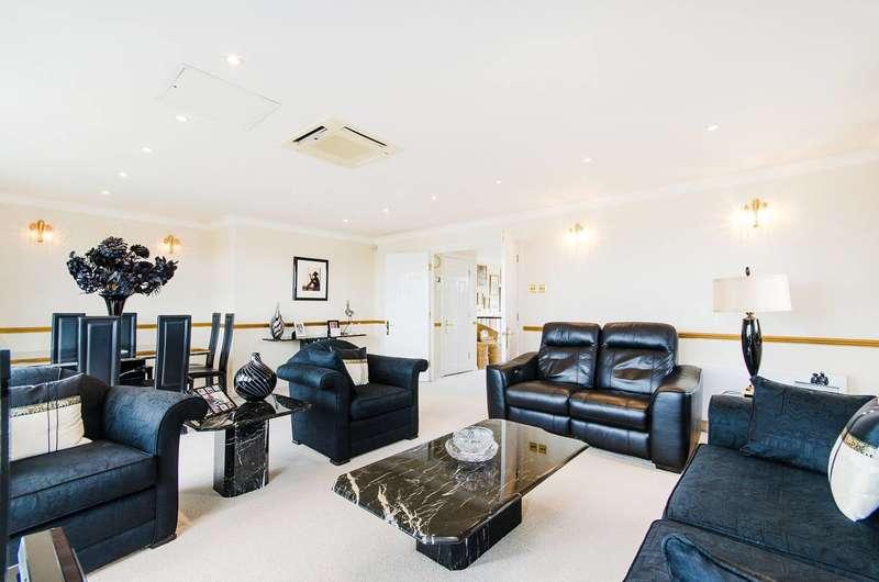 3 Bedrooms Penthouse Flat for sale in Pembroke Road, Ruislip, HA4