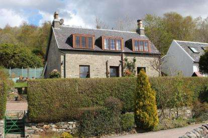 3 Bedrooms Detached House for sale in Firbank, Strachur