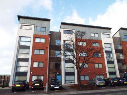 2 Bedrooms Flat for sale in Trinity Road, Bootle, Merseyside, L20