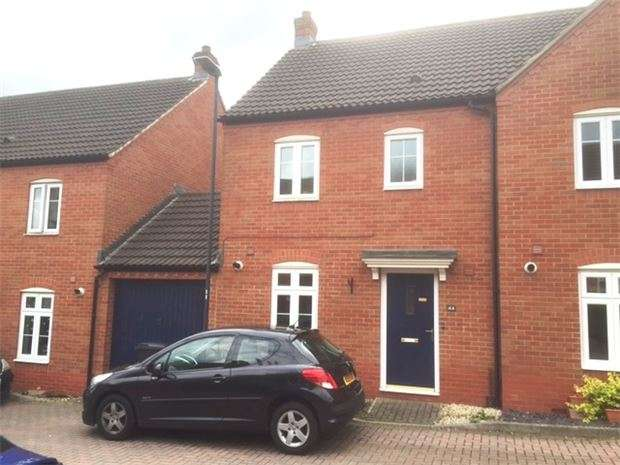 3 Bedrooms Semi Detached House for sale in Blandamour Way, Southmead, Bristol, BS10 6WE