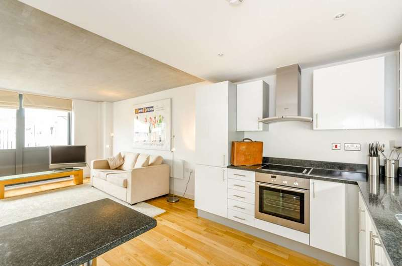 1 Bedroom Flat for sale in Drummond St, Euston, NW1