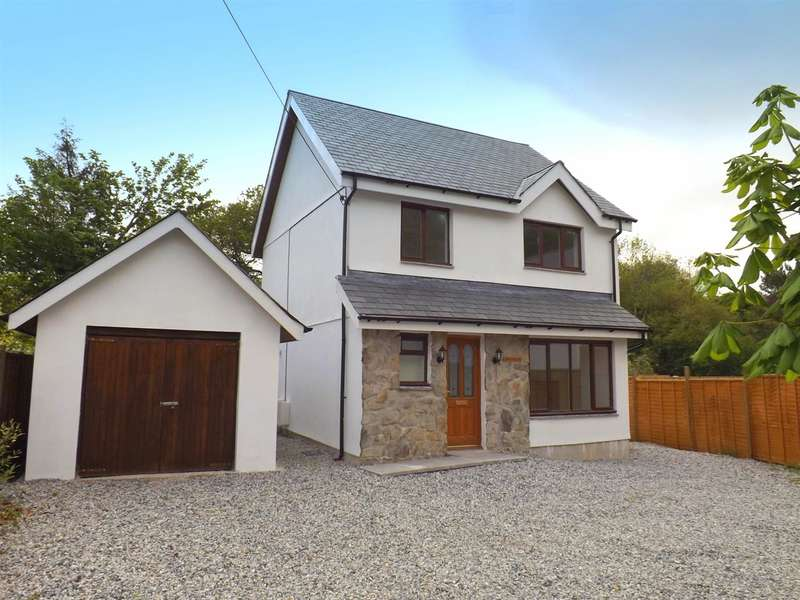 3 Bedrooms Detached House for sale in Birchwood, Plymouth Road, Horrabridge