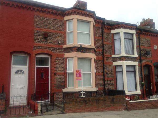 3 Bedrooms Terraced House for sale in Warbreck Avenue, Walton