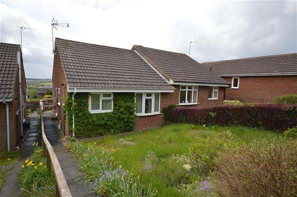 2 Bedrooms Bungalow for sale in Kinross Drive, East Stanley, Stanley