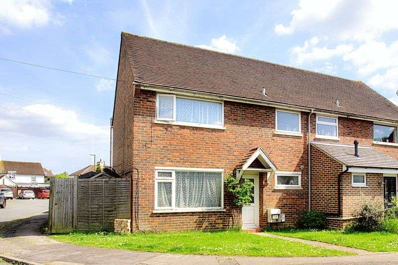 3 Bedrooms Semi Detached House for sale in St. Johns Close, Chichester, PO20