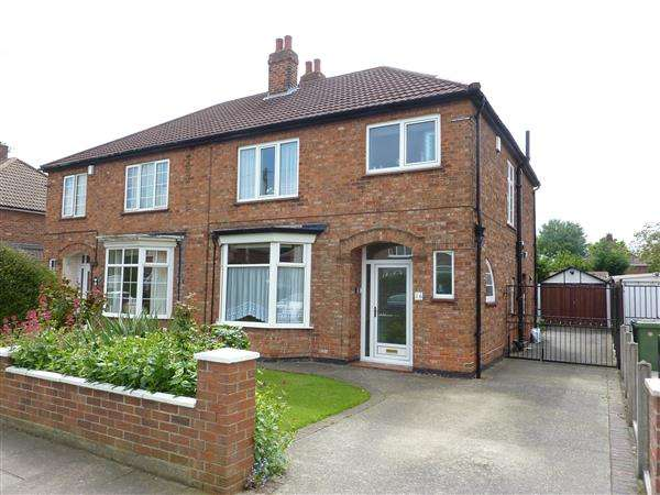 3 Bedrooms Semi Detached House for sale in CONYERS AVENUE, SCARTHO, GRIMSBY