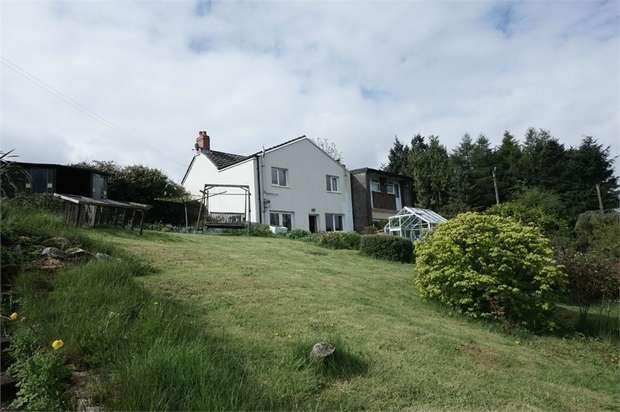 3 Bedrooms Semi Detached House for sale in Briar Glen, Darenfelen, Llanelly Hill, ABERGAVENNY, Monmouthshire