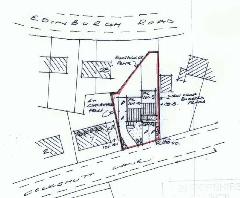 Land Commercial for sale in 7 Cockshutt Lane, Broseley