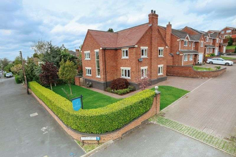 4 Bedrooms Detached House for sale in Jessica Grove, Werrington