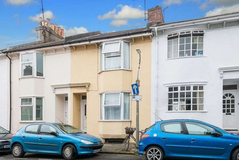 3 Bedrooms Terraced House for sale in St. Mary Magdalene Street, Brighton
