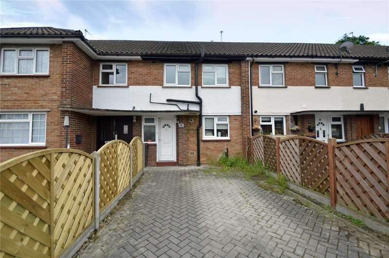 3 Bedrooms Terraced House for sale in Clewer New Town, Windsor, Berkshire, SL4