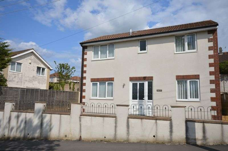 3 Bedrooms Detached House for sale in Novers Hill, Bristol