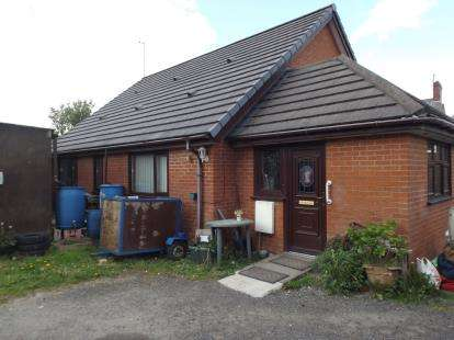 2 Bedrooms Bungalow for sale in St. James Close, St. James Street, Blackburn, Lancashire