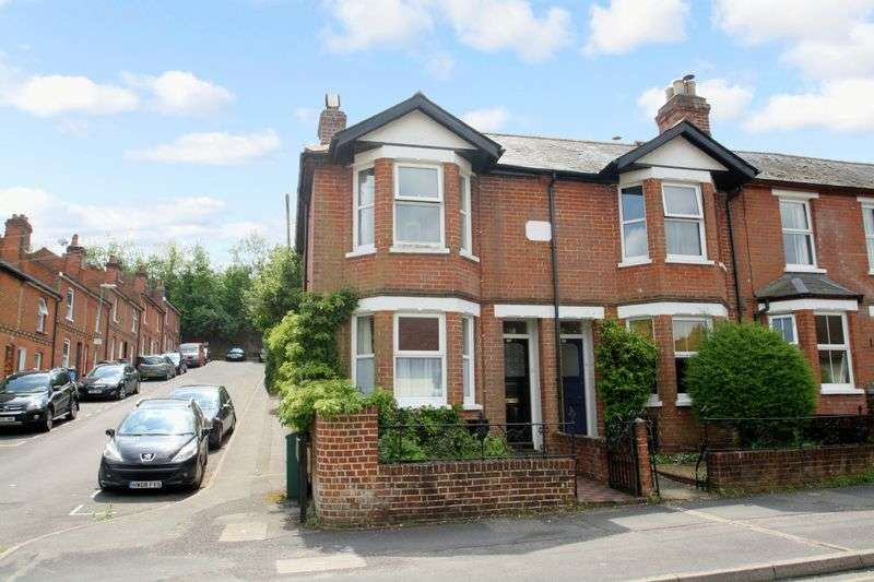 3 Bedrooms Terraced House for sale in Greenhill Road, Winchester
