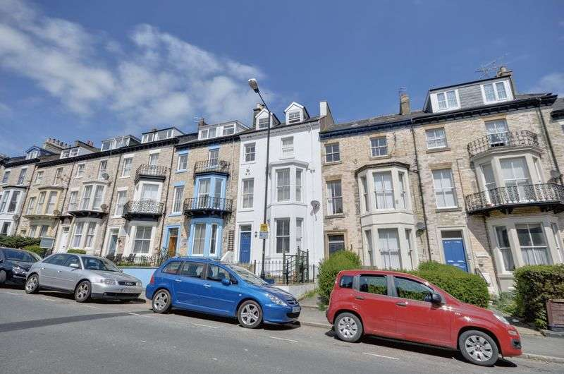 1 Bedroom Flat for sale in Normanby Terrace, Whitby
