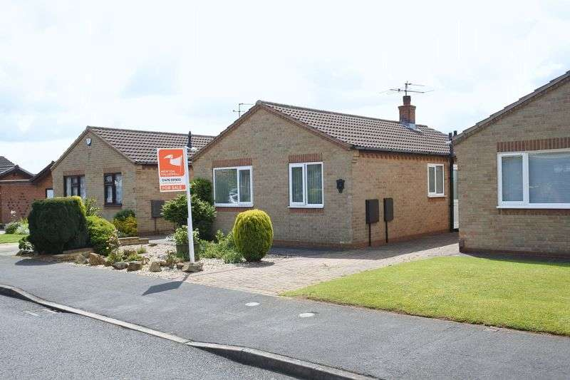 2 Bedrooms Detached Bungalow for sale in Manchester Way, Grantham
