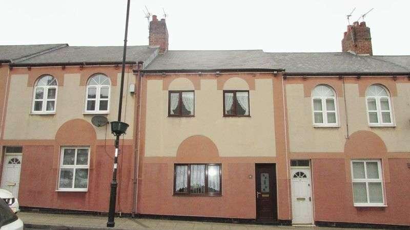 3 Bedrooms Terraced House for sale in Ascot Street, Peterlee