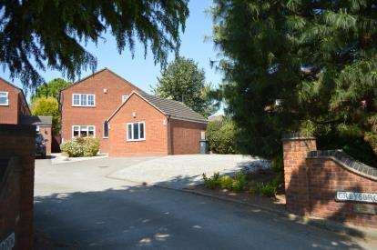 4 Bedrooms Detached House for sale in Greysbrook, Off Birmingham Road, Shenstone, Nr Lichfield