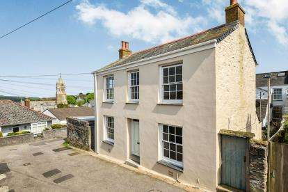 2 Bedrooms Detached House for sale in Falmouth, Cornwall