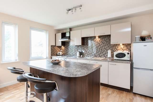 1 Bedroom Ground Flat for sale in Belvidere Avenue, Parkhead, Glasgow, G31 4PA