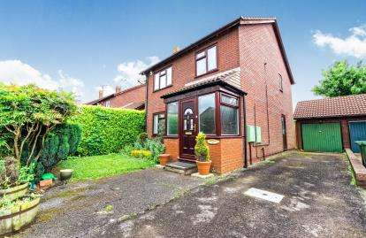 4 Bedrooms Detached House for sale in Cubbington Close, Luton, Bedfordshire