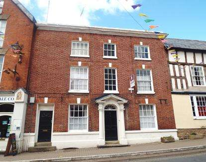 Flat for sale in Broad Street, Bromyard, Hereford