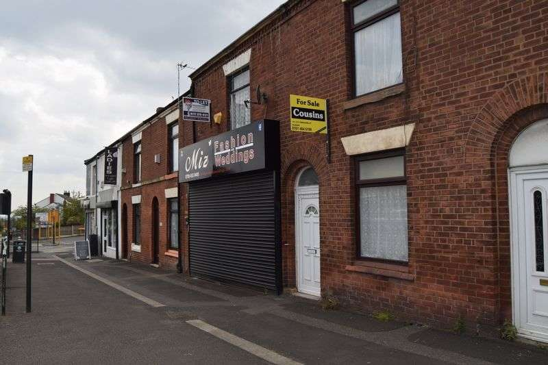 2 Bedrooms Terraced House for sale in Manchester Road, Oldham