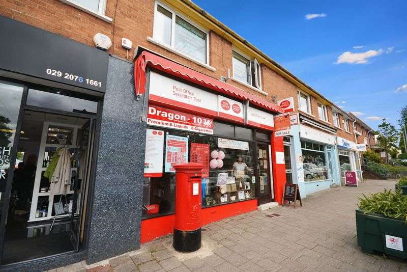 Property for sale in Station Road, Llanishen, Cardiff- LEASE FOR SALE