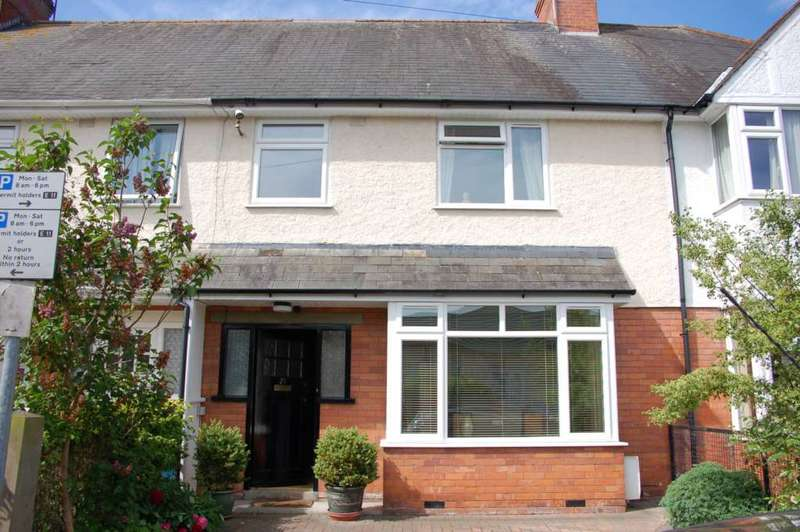 3 Bedrooms Terraced House for sale in Cranmer Road, Taunton