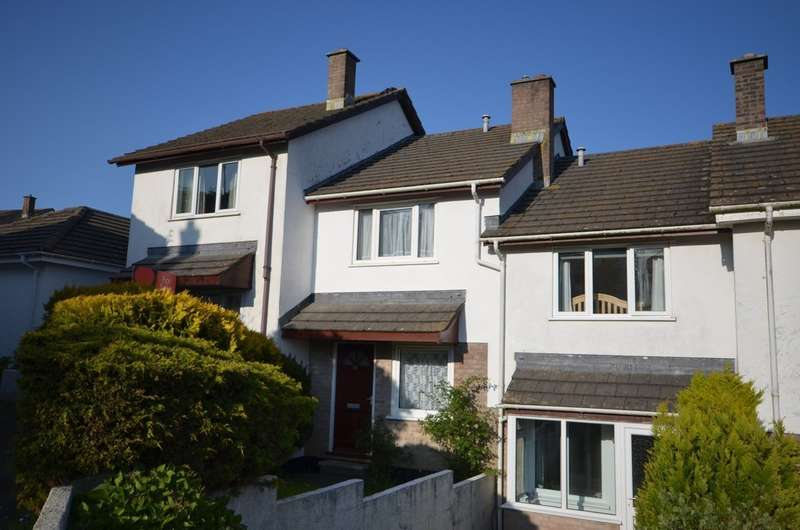 2 Bedrooms Terraced House for sale in Greenbank Close, Grampound Close, Truro, Cornwall