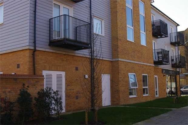 2 Bedrooms Flat for sale in Carnelian House, Diamond Close, Sittingbourne