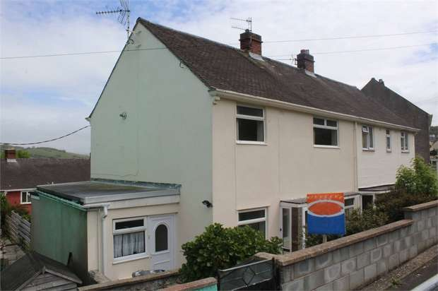 3 Bedrooms Semi Detached House for sale in Rhydybont, Penparcau, Aberystwyth, Ceredigion