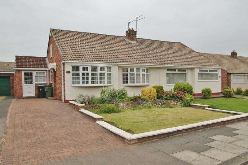 2 Bedrooms Semi Detached Bungalow for sale in Bentinck Avenue, Linthorpe