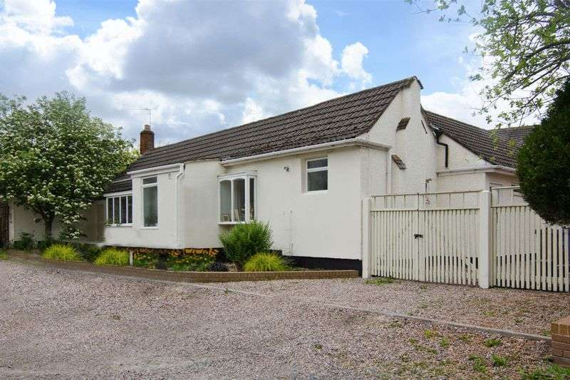 3 Bedrooms Detached Bungalow for sale in Highfields, Burntwood