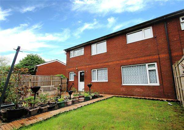 4 Bedrooms Semi Detached House for sale in Meadowbank, Havercroft