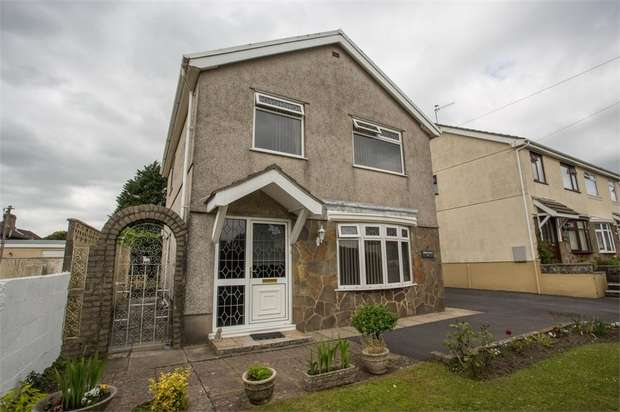 3 Bedrooms Detached House for sale in Trallwm Road, Llanelli, Carmarthenshire