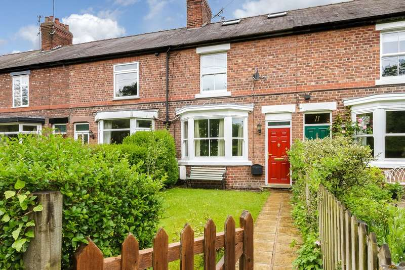 2 Bedrooms Terraced House for sale in Ascol Drive, Plumley