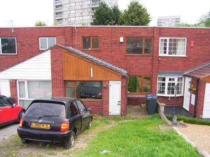 3 Bedrooms Terraced House for sale in Goodwood Close, Birmingham