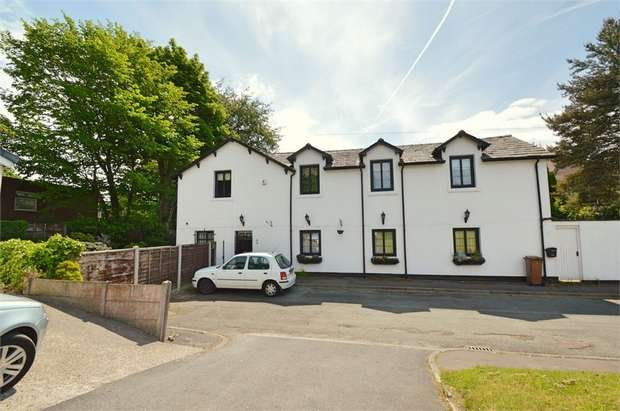 3 Bedrooms Detached House for sale in Fernhill Cottage, Westfield Street, SALFORD, Greater Manchester