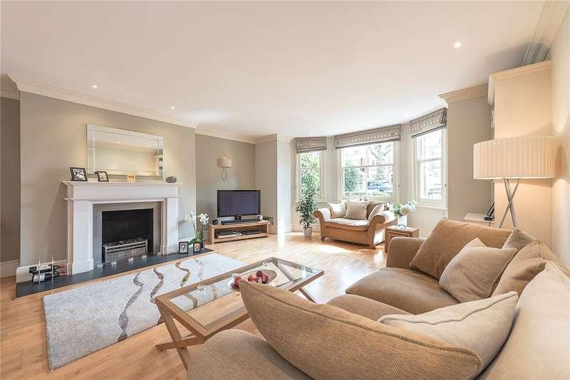 3 Bedrooms Flat for sale in Belsize Avenue, Belsize Park, London, NW3