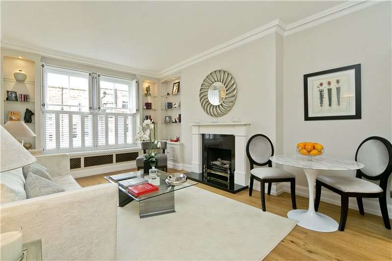 2 Bedrooms Flat for sale in Lincoln House, Basil Street, London, SW3