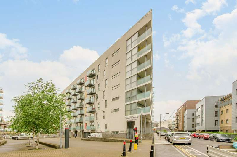 1 Bedroom Flat for sale in Abbotts Wharf, Poplar, E14