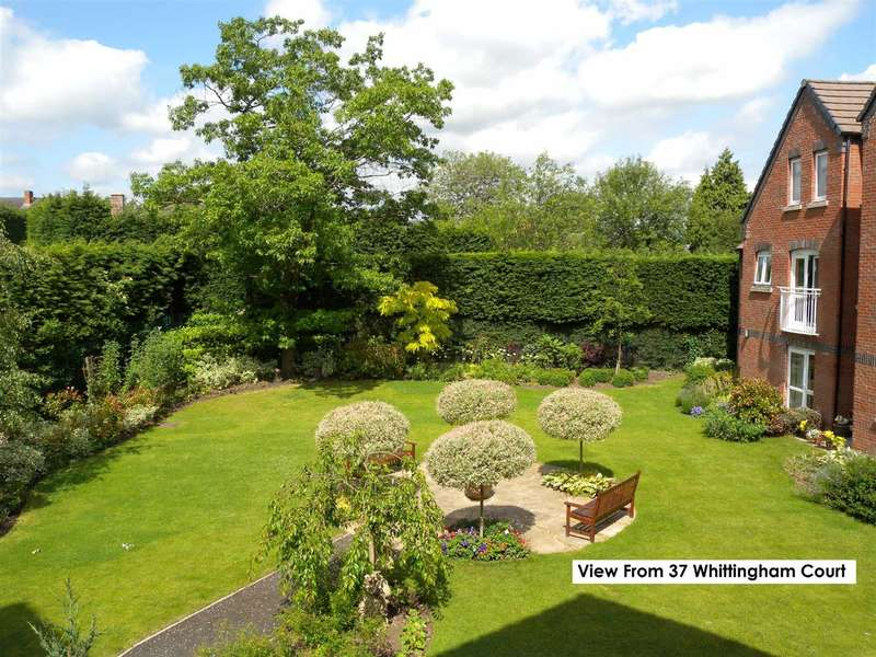 1 Bedroom Property for sale in Whittingham Court, Droitwich Spa