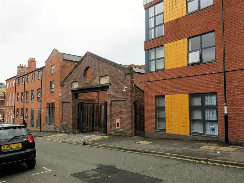 2 Bedrooms Property for sale in Camden Street, Birmingham
